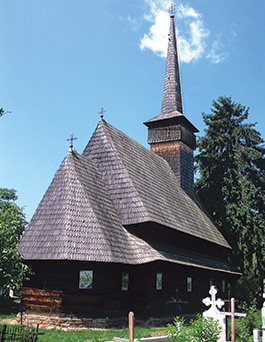 Wooden Churches - Sieu