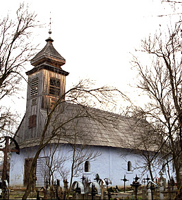 Wooden Churches - Stramtura