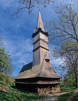 Wooden Churches - Surdesti