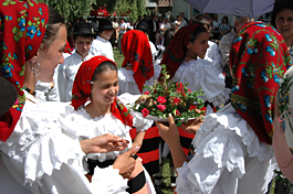 Weddings Festival from Vadu Izei - Maramures
