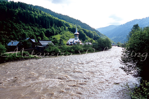 Maramures Mountains and the Vaser River Valley