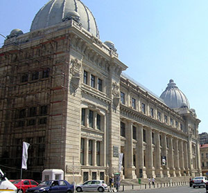 Romanian National History Museum, Bucharest