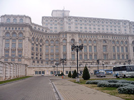 Palace of the Parliament - Bucharest
