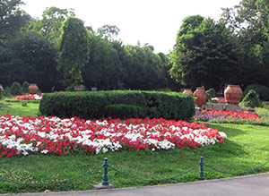 Herastrau Park, Bucharest