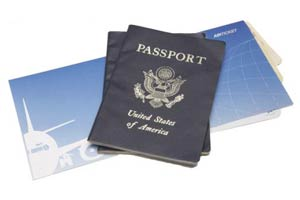 Passport, Travel Visa, Work Visa, Romania