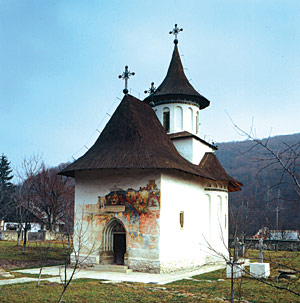 Patrauti Church