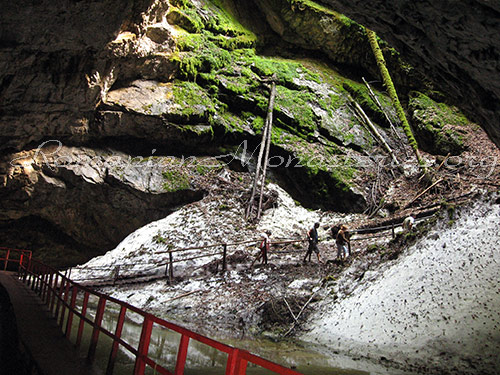 Scarisoara Cave - Apuseni Mountains
