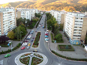 Piatra Neamt Town