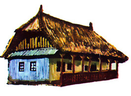 Traditional Houses, Romania - Radesti (Alba County)