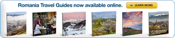 Travel Guides, Albums - Romania
