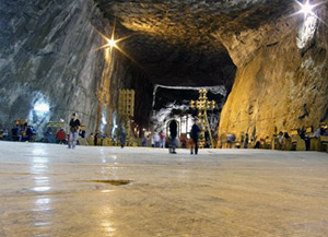 Praid salt mine - Harghita