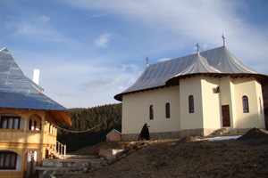 The Monastery of the Holy Apostles Peter and Paul