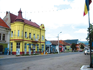 City of Seini - Maramures