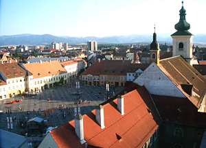 Sibiu – European Capital of Culture for the year 2007