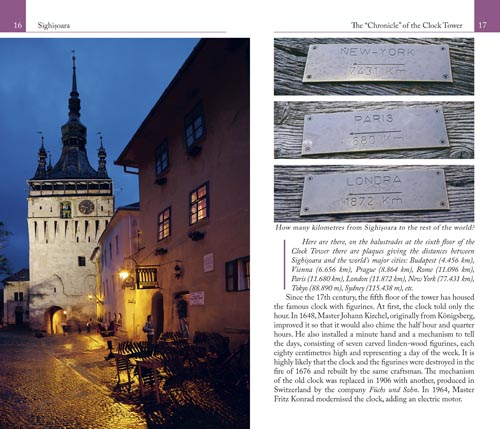 Sighisoara Travel Guide