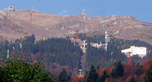 Bucegi Mountains - Sinaia