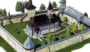 Bucovina Painted Monasteries