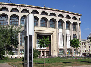 I. L. Caragiale Theater, Bucharest