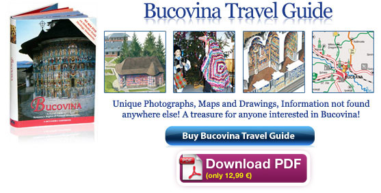 Bucovina Ghid Turistic