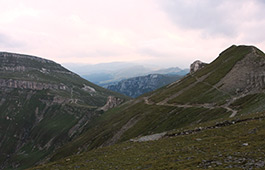 Omu Peak, Bucegi Mountains