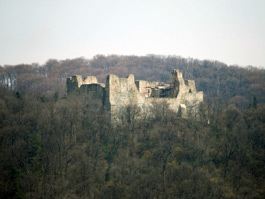 Suceava Fortress