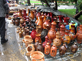 Cucuteni 5000 - Traditional Ceramics Fair - Iasi