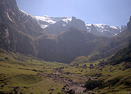 Malaiesti Valley, Bucegi Mountains
